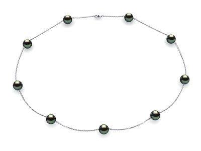 Tahitian Tin Cup Necklace
