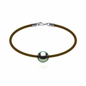 Tahitian Pearl Bracelet St. Barts Green