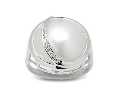 Mabe Pearl Rings