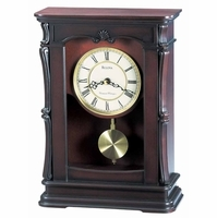 Abbeville Chiming Mantel Clock By Bulova