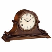 Asheville Chiming Mantel Clock By Bulova