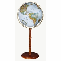 Edinburgh Floor Globe by Replogle Globes