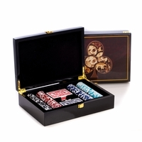 Executive 200 Chip Poker Set