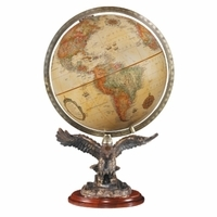 Freedom Desk Globe by Replogle Globes