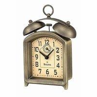 Holgate Alarm Clock By Bulova