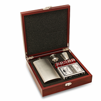 The Gamer Personalized Flask & Gaming Box