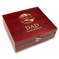 World's Best Dad Martini Kit