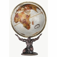 Atlas Desk Globe by Replogle Globes