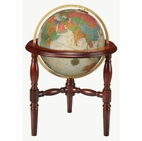 Trenton Floor Globe by Replogle Globes