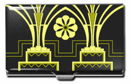 """Collins Avenue"" Business Card Case - Discontinued"