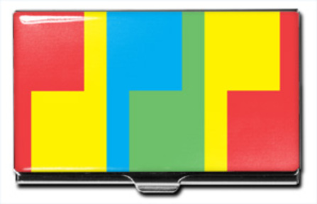 """De Stijl"" Business Card Case - Discontinued"