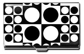 """""""Geometri"""" Business Card Case"""