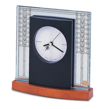 Glanner House Desktop Clock By Bulova
