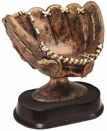 Personalized softball Holder Award
