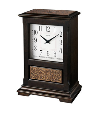 St. Louis Chiming Mantel Clock by Bulova