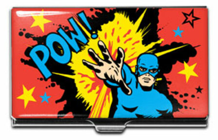 """Superhero"" Business Card Case - Discontinued"