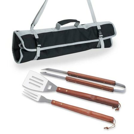 3 Piece BBQ Tote - Discontinued
