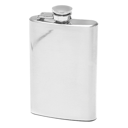 4 Ounce Engraved Hip Flask