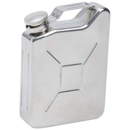 5 Ounce Gas Can Flask