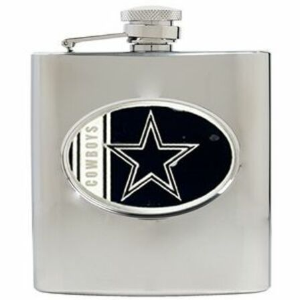 Engraved NFL Liquor Flask For Men