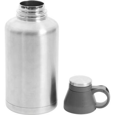 64 Ounce Personalized Stainless Steel Growler - Discontinued