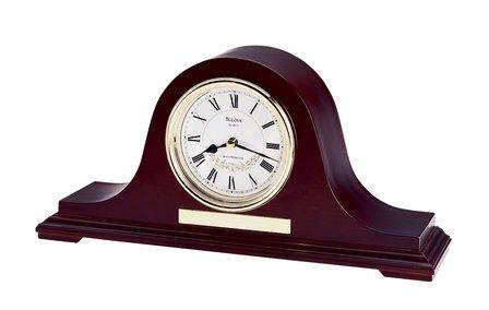 Annette II Chiming Mantel Clock by Bulova