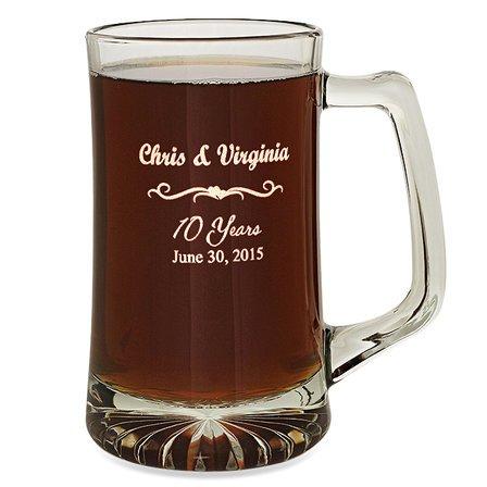 Anniversary Gift  25 Ounce Sports Mug
