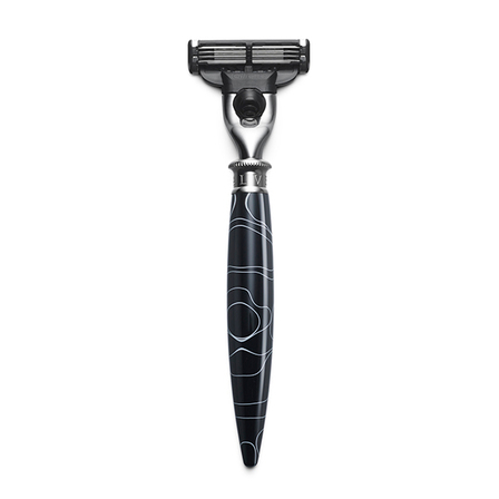 Artisan Razor For Men By Dalvey - Black Handle