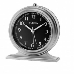 Benjamin Alarm Clock By Bulova