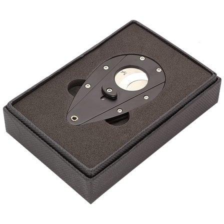 Black Xikar Xi1 Cigar Cutter