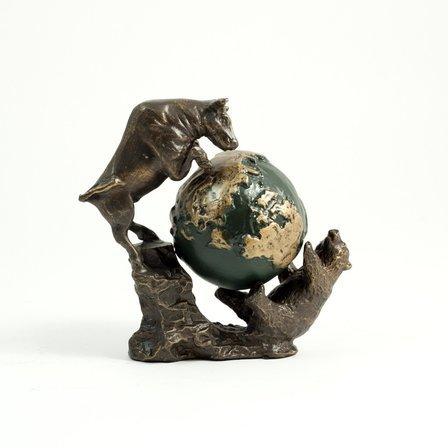 Bull & Bear Battle For The World