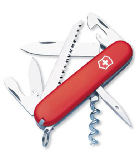 Camper Swiss Army Knife by Victorinox