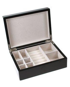 Carbon Fiber Men's Accessories Box