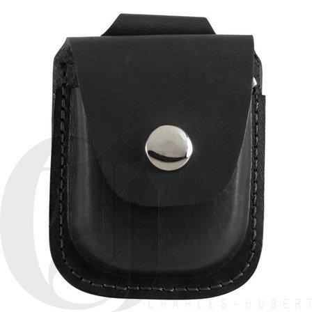 Charles Hubert Pocket Watch Pouch - Black