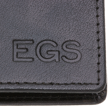 Personalized Leather Business & Credit Card Case - Free Personalization