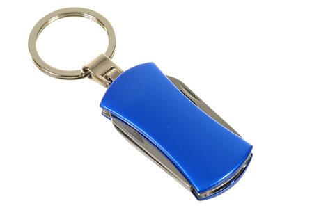 Classic Personalized Key Ring Multitool - Discontinued