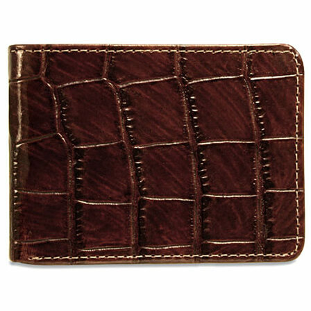Croco Collection Slim Wallet by Jack Georges - Discontinued