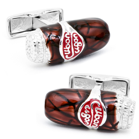 Cuban Cigar Cufflinks