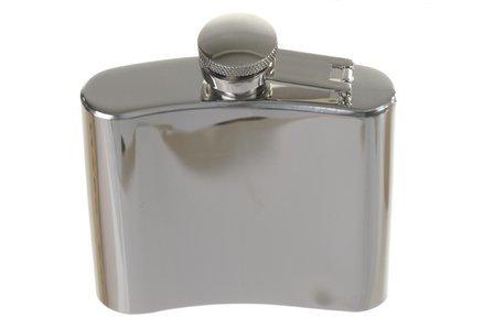 Dale Earnhardt Jr. 6 Ounce Steel Flask