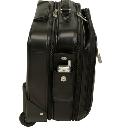 Deluxe Laptop Computer Bag by Royce Leather - Free Personalization - Discontinued