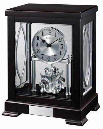 Empire Anniversary Clock by Bulova