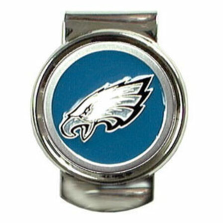 Engravable NFL Money Clip