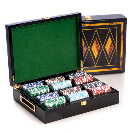 Executive 300 Chip Poker Set