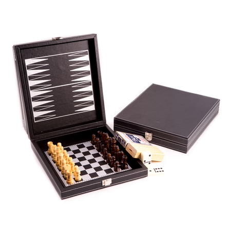 Executive 5 In 1 Game Set