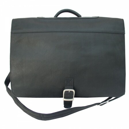 Executive Briefcase by Piel Leather - Free Personalization