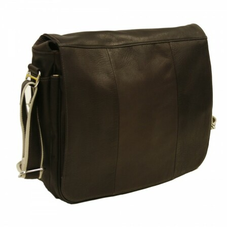 Laptop Messenger Bag by Piel Leather - Free Personalization