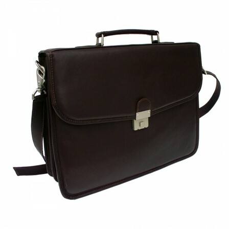 Four Step-Down Portfolio by Piel Leather - Free Personalization