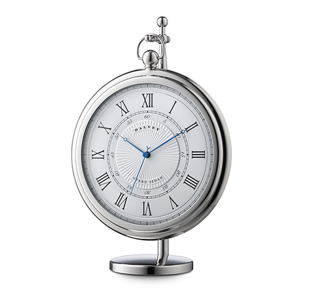 Grand Sedan Pendant Clock by Dalvey