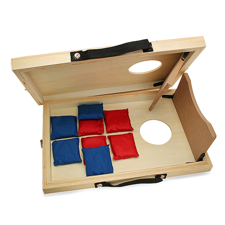 Groomsmen Gifts Mini Cornhole Game