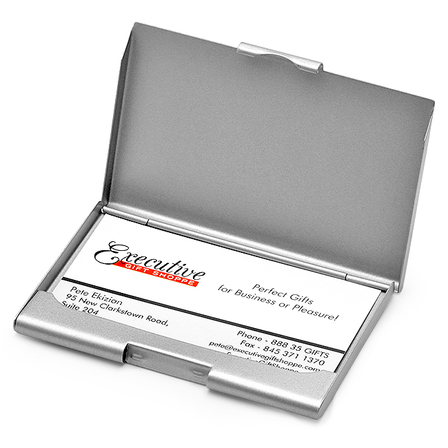 C?ad Mile F?ilte Personalized Business Card Holder